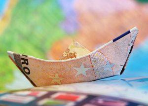 euro pinnen